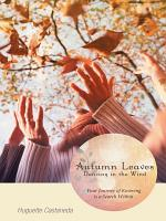 Autumn Leaves Dancing in the Wind