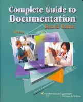 Complete Guide to Documentation PDF