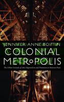 Colonial Metropolis PDF