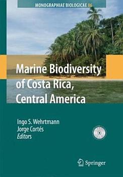 Marine Biodiversity of Costa Rica  Central America PDF