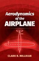 Aerodynamics of the Airplane PDF