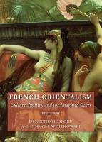 French Orientalism PDF