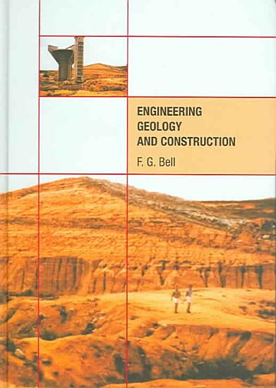 Engineering Geology and Construction PDF