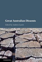 Great Australian Dissents