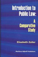 Introduction to Public Law PDF