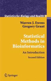 Statistical Methods in Bioinformatics: An Introduction, Edition 2