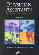 Physician Assistants in American Medicine PDF