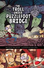 The Troll Under Puzzlefoot Bridge
