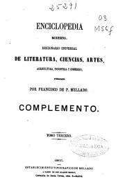 Enciclopedia moderna: (1865. 1086 p.)