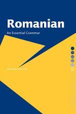 Romanian: An Essential Grammar