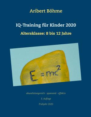 IQ Training f  r Kinder 2020 PDF