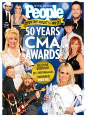 PEOPLE 50 Years of the CMA Awards: Country Music's Finest