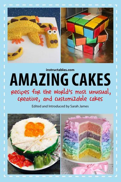 Download Amazing Cakes Book