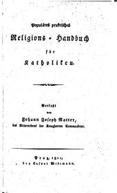 Populäres praktisches Religions-Handbuch für Katholiken