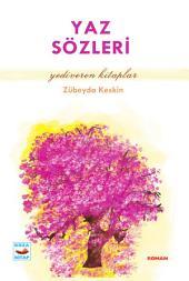 Yaz Sözleri: Yediveren Kitaplar - Koza Yayın Dağıtım AŞ.