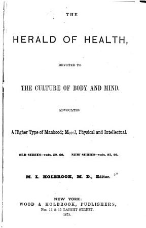 The Herald of Health PDF