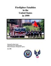 Firefighter Fatalities in the United States in 1999