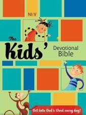 NIrV, The Kid's Devotional Bible, eBook: Over 300 Devotions