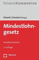 Mindestlohngesetz PDF