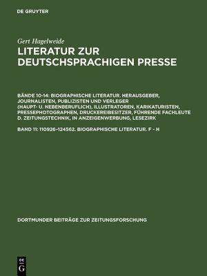 110926   124562  Biographische Literatur  F   H PDF