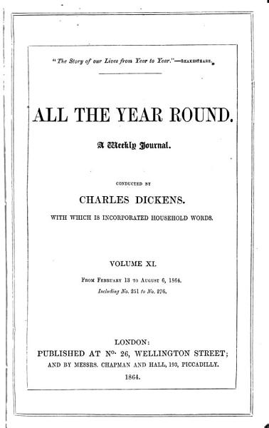 Download All the Year Round Book