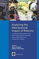 Analyzing the Distributional Impact of Reforms  2 PDF