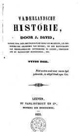 Vaderlandsche historie: Volume 5
