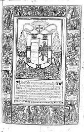 Missale mixtum s[e]c[un]d[u]m ordine[m] primatis ecclesi[a]e Toletan[a]e ...