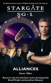 Stargate SG1 - Alliances: SG1-08, Volume 8