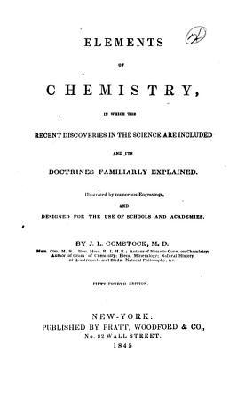 Elements of Chemistry PDF