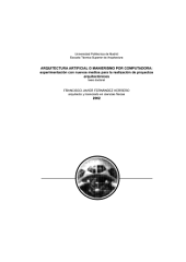ARQUITECTURA ARTIFICIAL: MANIERISMO POR COMPUTADORA