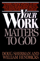 Your Work Matters To God Book PDF