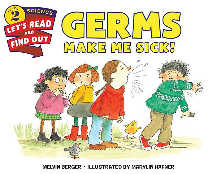 Download Germs Make Me Sick  Book