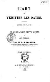 L'Art de vérifier les dates: Volume10