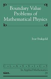 Boundary Value Problems of Mathematical Physics: 2-Volume Set