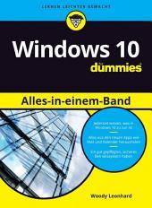 Windows 10 Alles-in-einem-Band fÃ1⁄4r Dummies