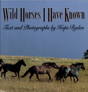 Wild Horses I Have Known PDF