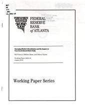 Emerging Market Liberalization and the Impact on Uncovered Interest Rate Parity PDF
