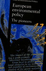 European Environmental Policy Book