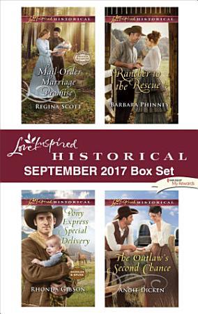 Love Inspired Historical September 2017 Box Set PDF