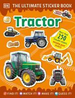 Ultimate Sticker Book Tractor PDF