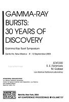 Gamma Ray Bursts  30 Years of Discovery PDF