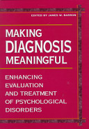 Making Diagnosis Meaningful