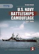 U S  Navy Battleships Camouflage 1941 1945