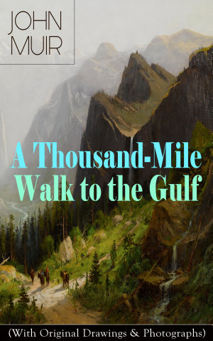A Thousand Mile Walk to the Gulf  With Original Drawings   Photographs