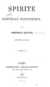 Spirite: nouvelle fantastique, Volumes1à2
