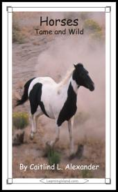Horses: Tame and Wild: A 15-Minute Book