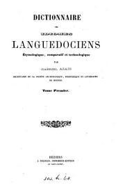 Dictionnaire des idiomes languedociens