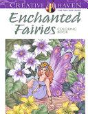 Creative Haven Enchanted Fairies Coloring Book PDF