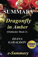 Dragonfly in Amber Summary